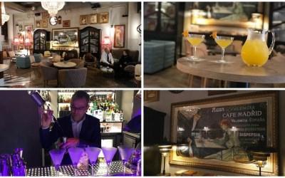 El lugar donde nació el Agua de Valencia: Café Madrid, la mejor coctelería de la ciudad de Valencia