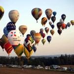 Llega la gran fiesta valenciana del vuelo aerostático