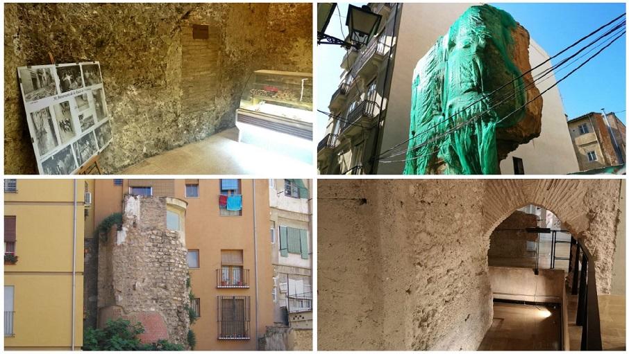 Visitas guiadas GRATUITAS para conocer los restos de la muralla árabe de Valencia