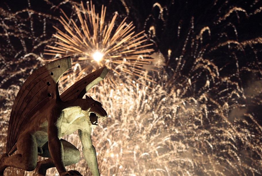 Así será la espectacular Nit del Foc y la gran Mascletà de San José de RICASA en las Fallas 2019