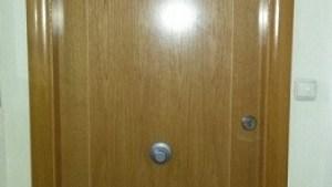 contra los ladrones puertas de seguridad INN DOOR en valencia