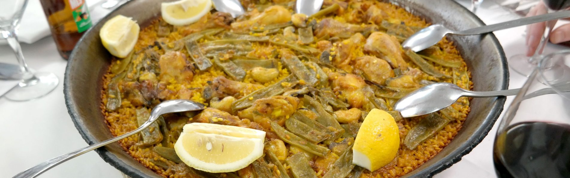 Best paella in Valencia