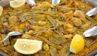 Best paella in Valencia