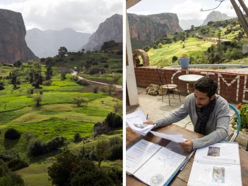 El Cafe Rueda es nuestro campamento base en medio del Parque Nacional Talembote y su hermosa naturaleza.