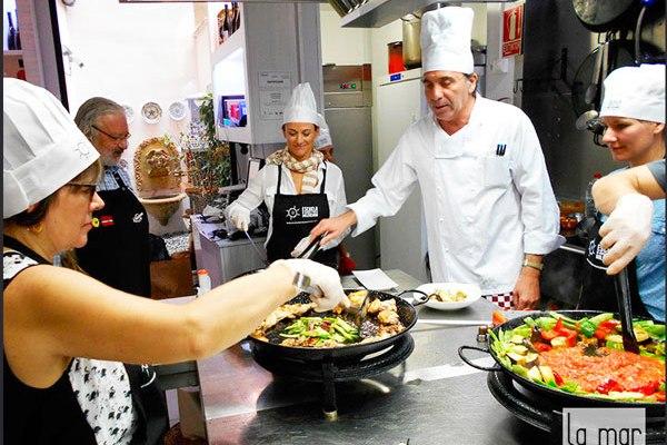 Curso de cocina la paella valenciana valencia flat rental - Curso cocina valencia ...