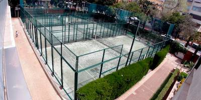 Europes Premier Location for Padel