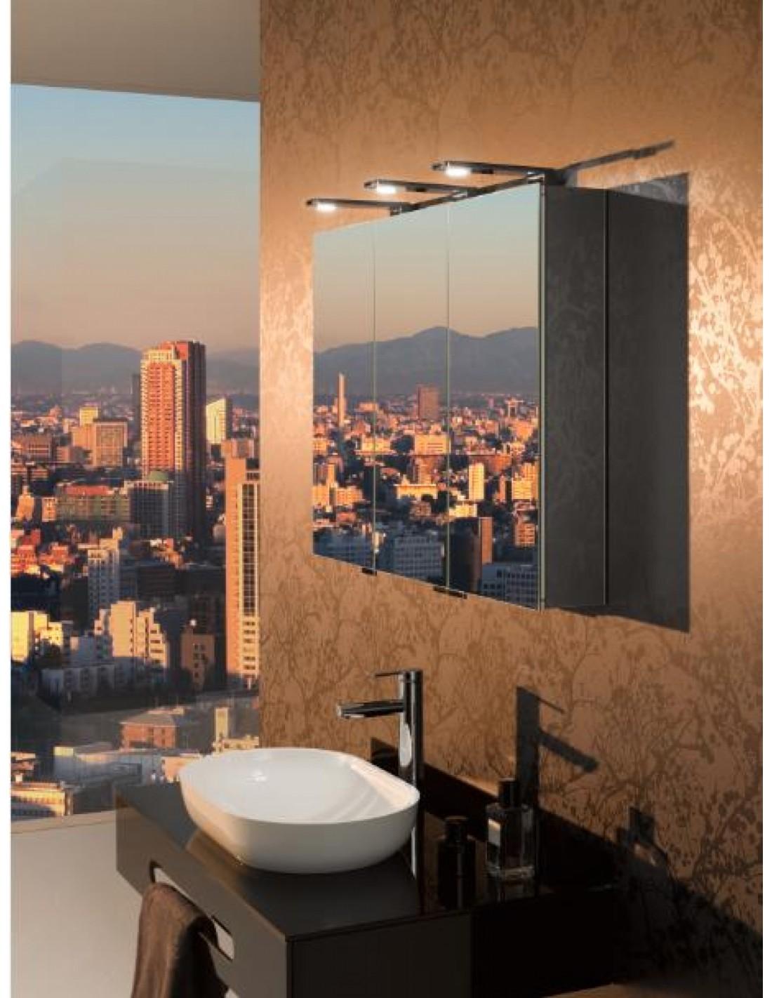 Armoire De Toilette Royal Universe 3 Portes T Cre Par