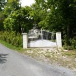 bungalow oprit