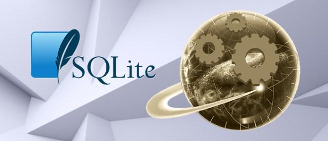Valentina Developer Network and SQLite