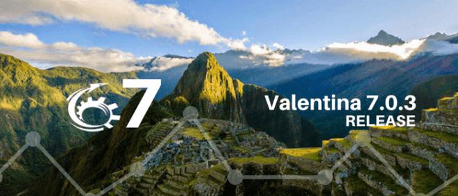 Valentina Release 7.0.3