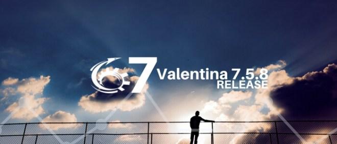 Valentina Release 7.5.8