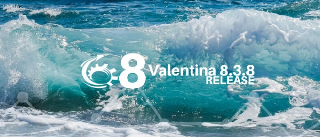 Valentina 8.3.8 Released