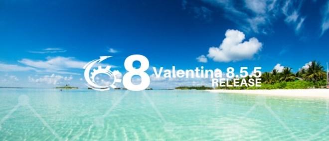 Valentina 8.5.5 Released