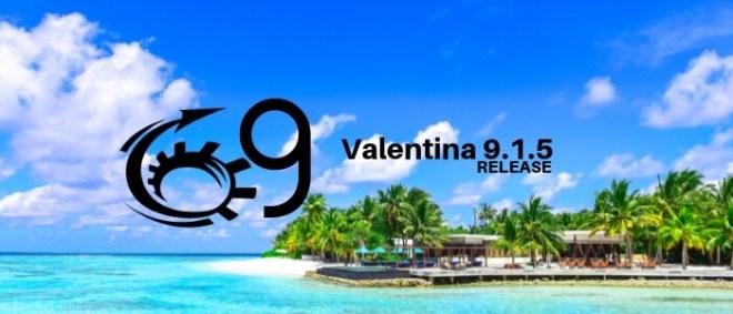 Valentina Release 9.1.5