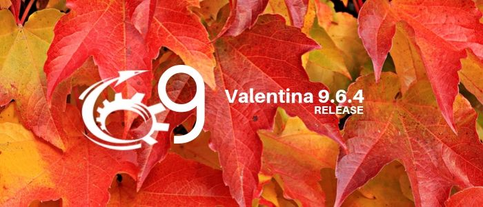 Valentina Release 9.6.4 Improves Studio, Updates Valentina ADK for LiveCode 64 Bit