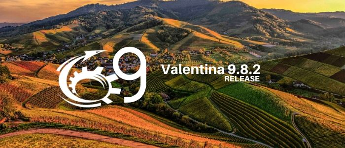 Valentina Release 9.8.2 Improves Forms and all Valentina Clients