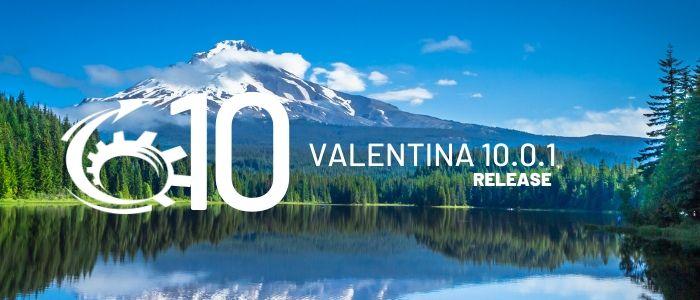 Valentina 10.0.1 Improves Studio, Valentina Client for ADKs