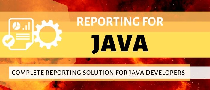 Reporting for Java Solution Bundle