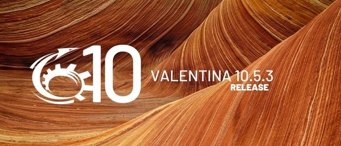 Valentina 10.5.3 Released