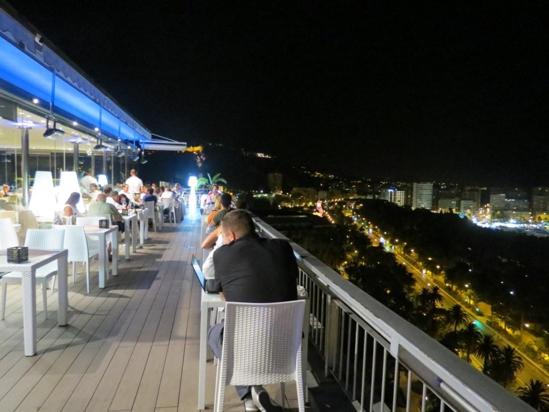 hotel marriot malaga