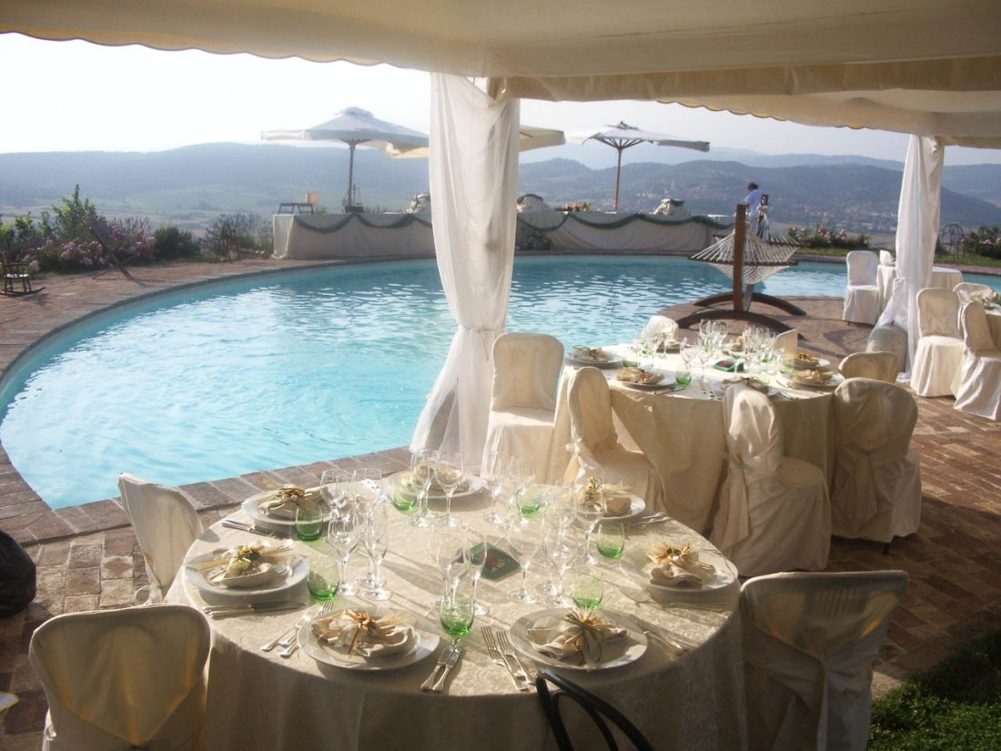 resort in umbria