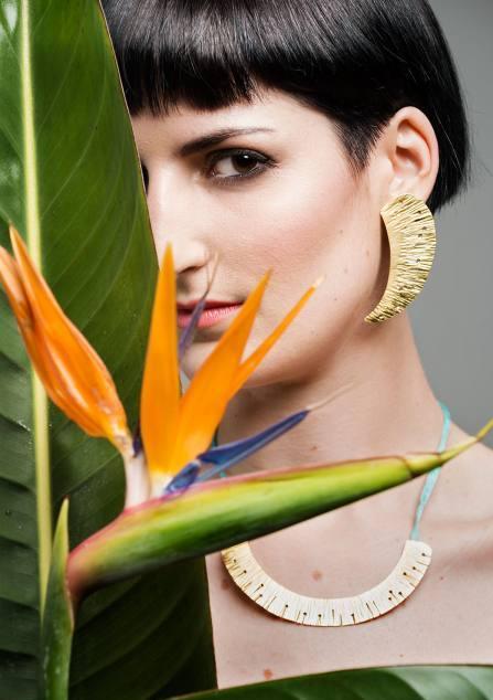 joyas artesanales con carácter. Valentina Falchi