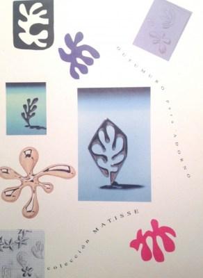 Manuel Outumuro joyas Matisse. Blog: Valentna Falchi