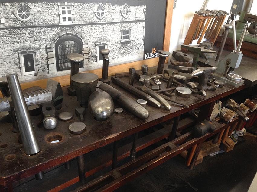Taller de joyas en Kilkenny