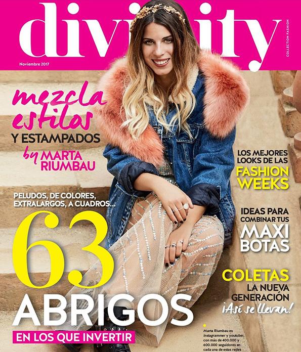 revista divinity valentina falchi joyas