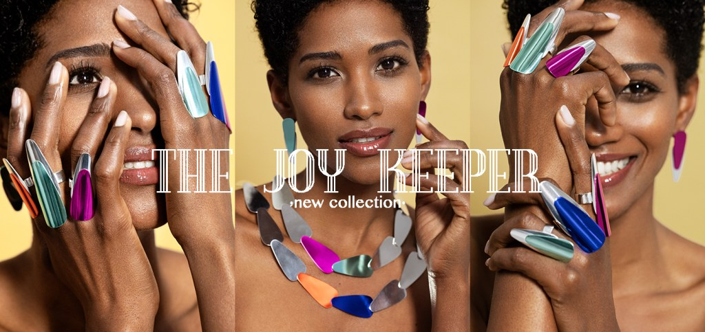 the joy keeper jewelry collection valentina falchi