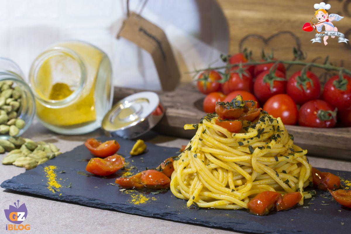 Spaghetti Italo-Indiani alla Ettore