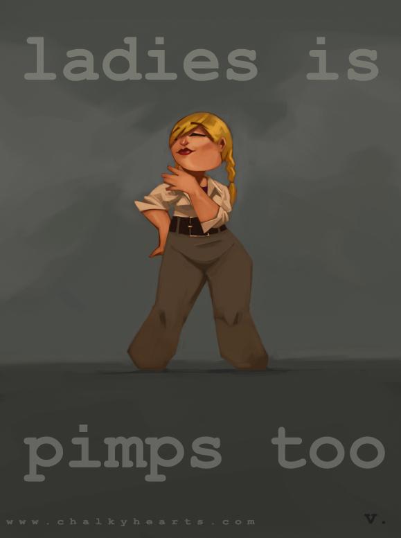0058 Ladies is Pimps Too