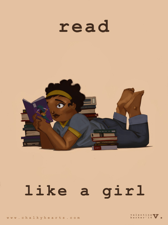 Read Like a Girl
