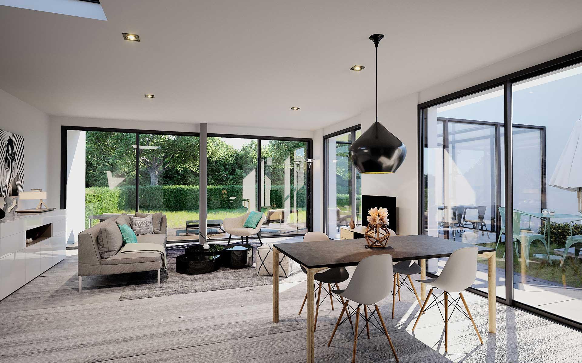 Virtual Living Room Designer