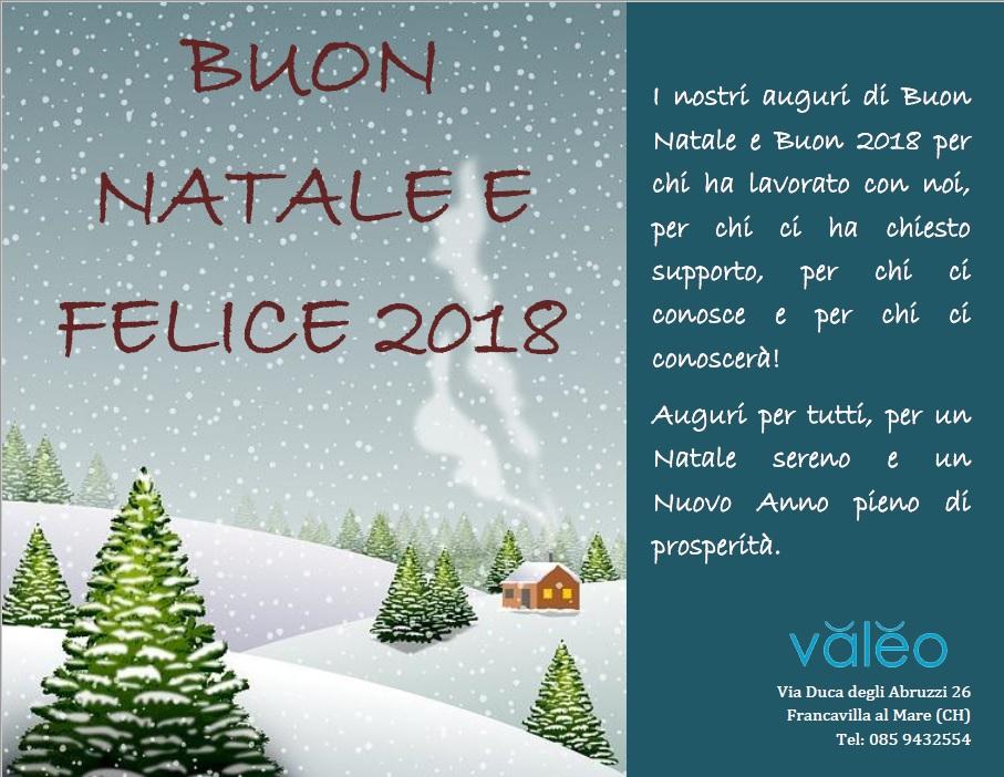 Cartolina Natale 2017