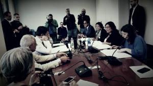 commissione trasparenza ciarambino giovani