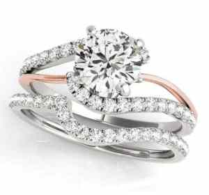 Favorite Split Shank Engagement Rings