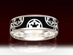 Geek Wedding Rings