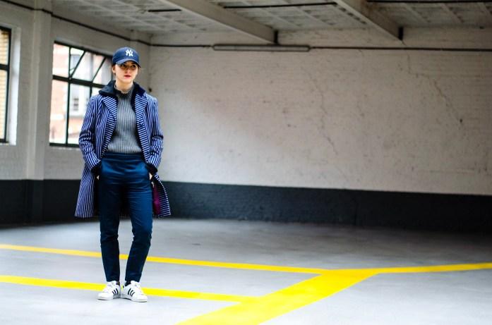 Streetwear lookbook