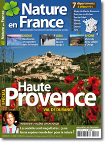 "Couverture ""Nature en France"""