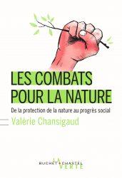 Combats pour la nature couv