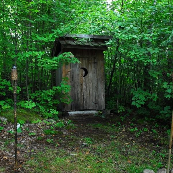 Cabane de Shrek, Canada