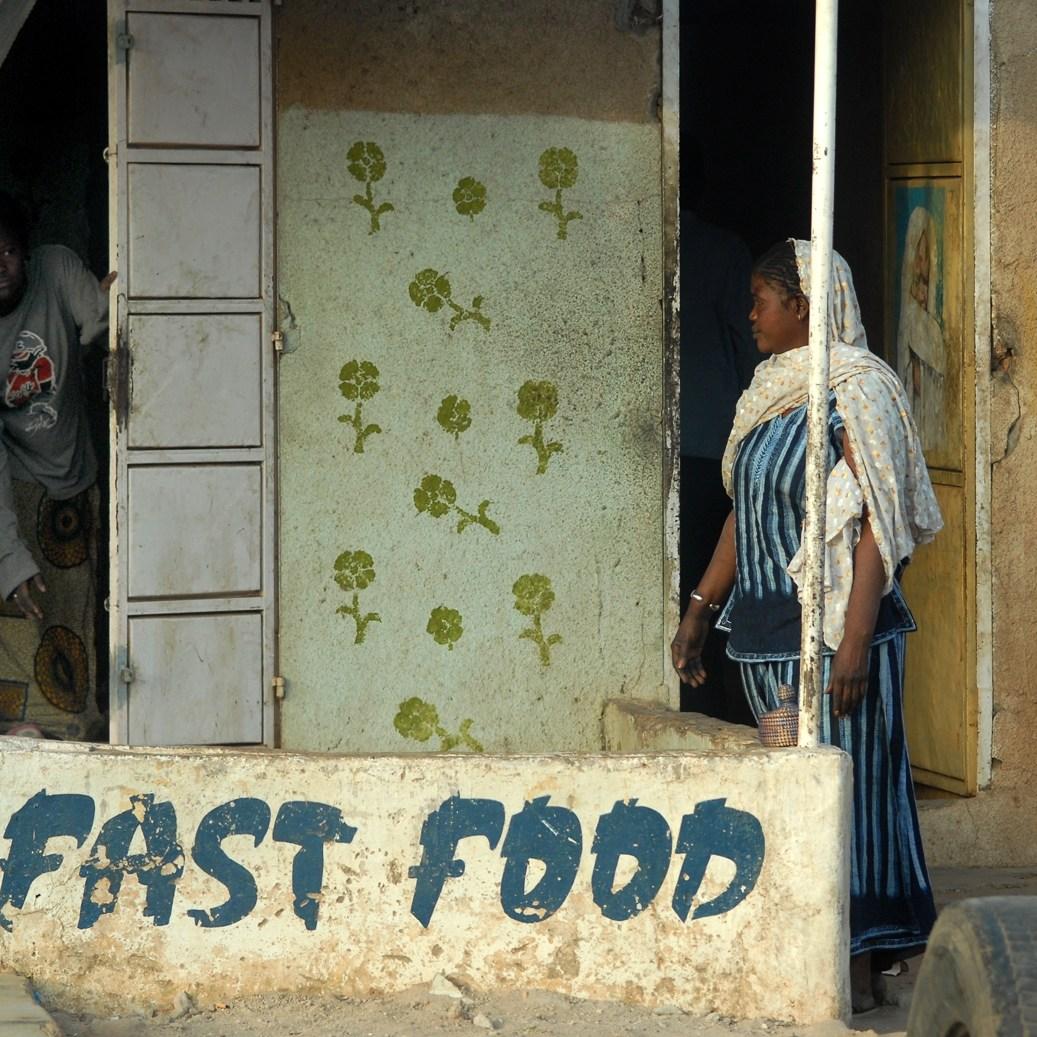 Dakar Fast food