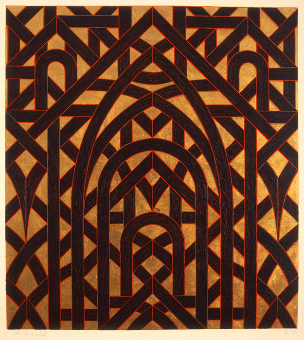 Untitled (edition), 1981, 32 ½ x 29 ½
