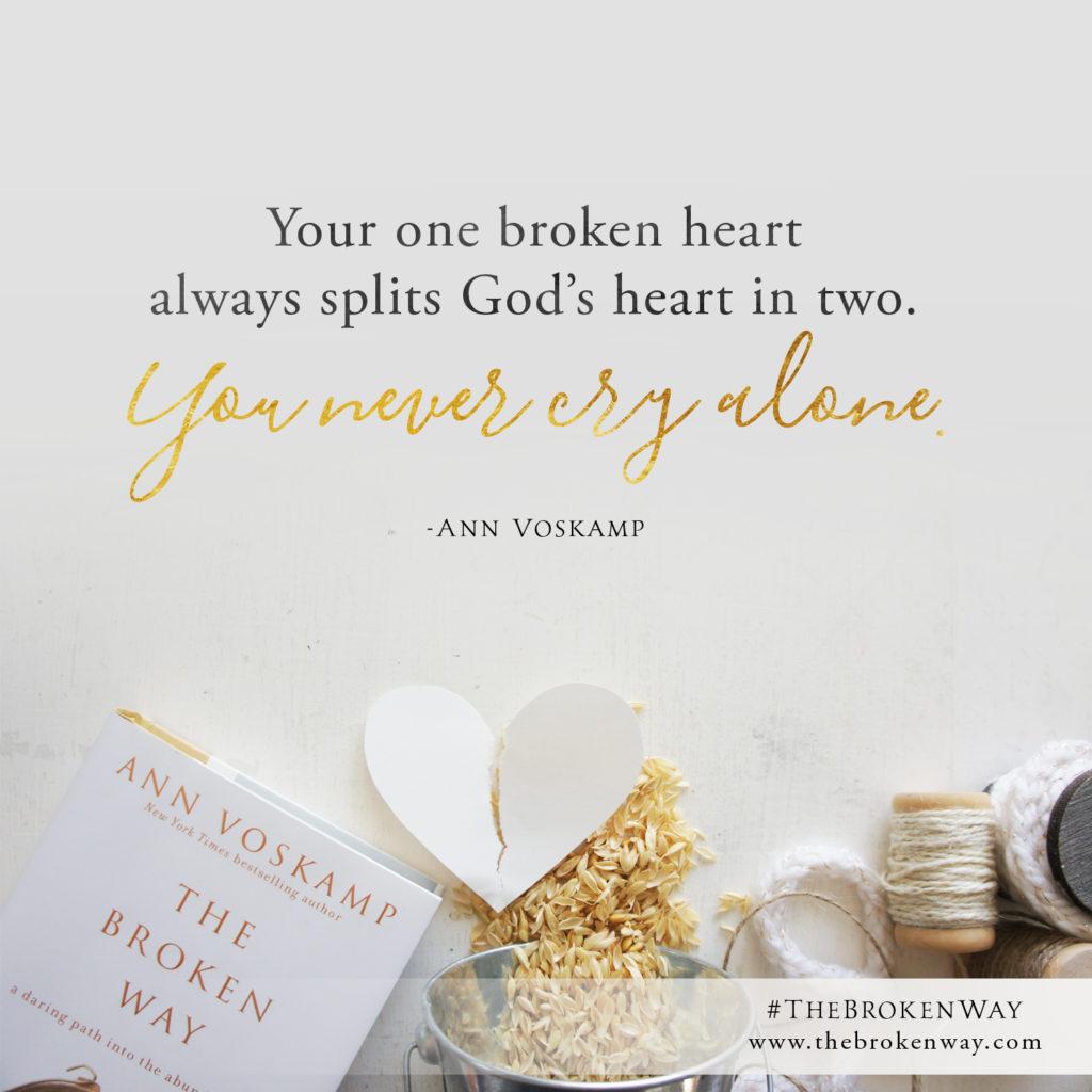 The Broken Way By Ann Voskamp Book Review