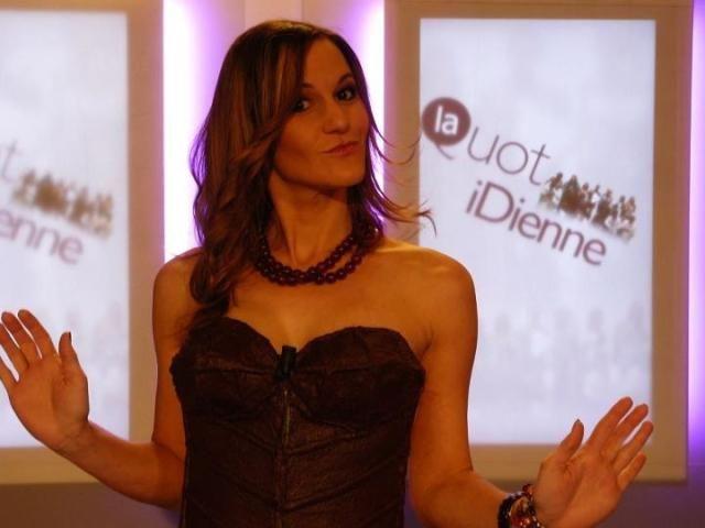 TLM Caroline Martinez présentatrice