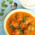 NORTH INDIAN CHICKEN CURRY. This chicken curry is very fragrant and easy to make.