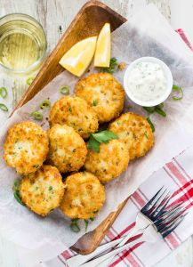 fish-cakes-lemon-caper-mayo