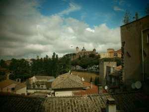 View of Viterbo