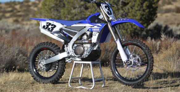 DirtRider / 2017 YAMAHA YZ450FX REVIEW | FIRST IMPRESSION